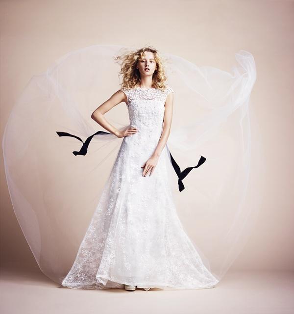 MARTHA STEWART weddings JAPAN  Winter/Spring2017(Oscar de la Renta オスカー・デ・ラ・レンタ)
