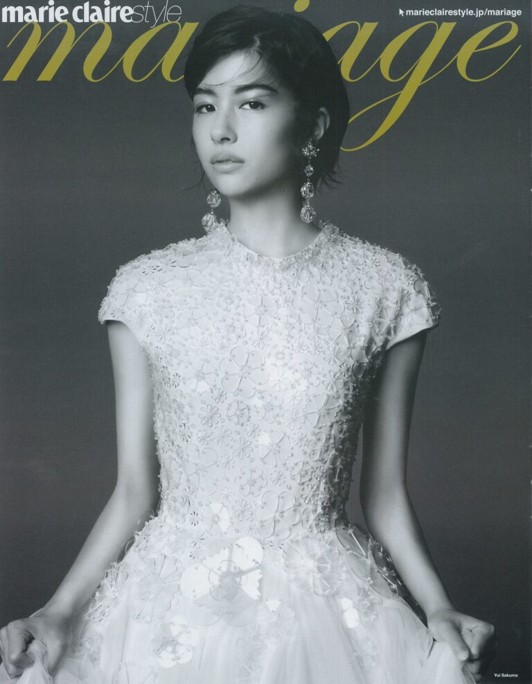 marie claire style mariage 28th,June. (VIKTOR & ROLF mariage)
