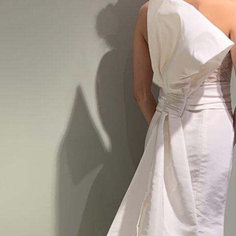 オスカーデラレンタ ウェディングドレス