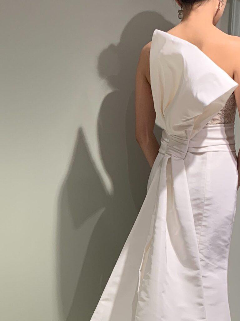 新作ドレスのご紹介ーOscar de la Renta(オスカー・デ・ラ・レンタ)ー