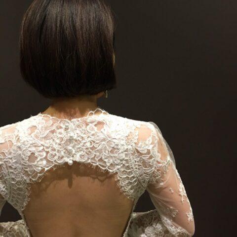 ウエディングドレス  長野  結婚式