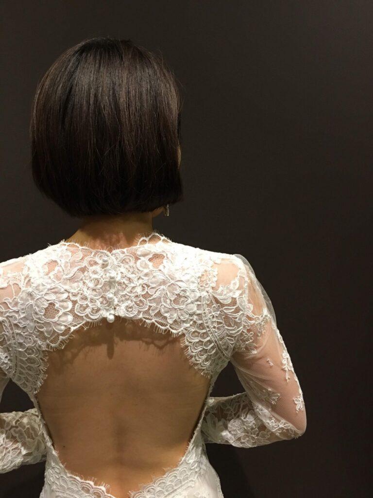 新作ウェディングドレスのご紹介~ Monique Lhuillier(モニーク・ルイリエ)~