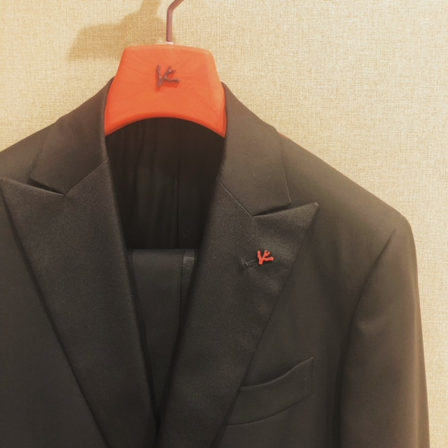 "Men's wear brand ""ISAIA""【イザイア】"