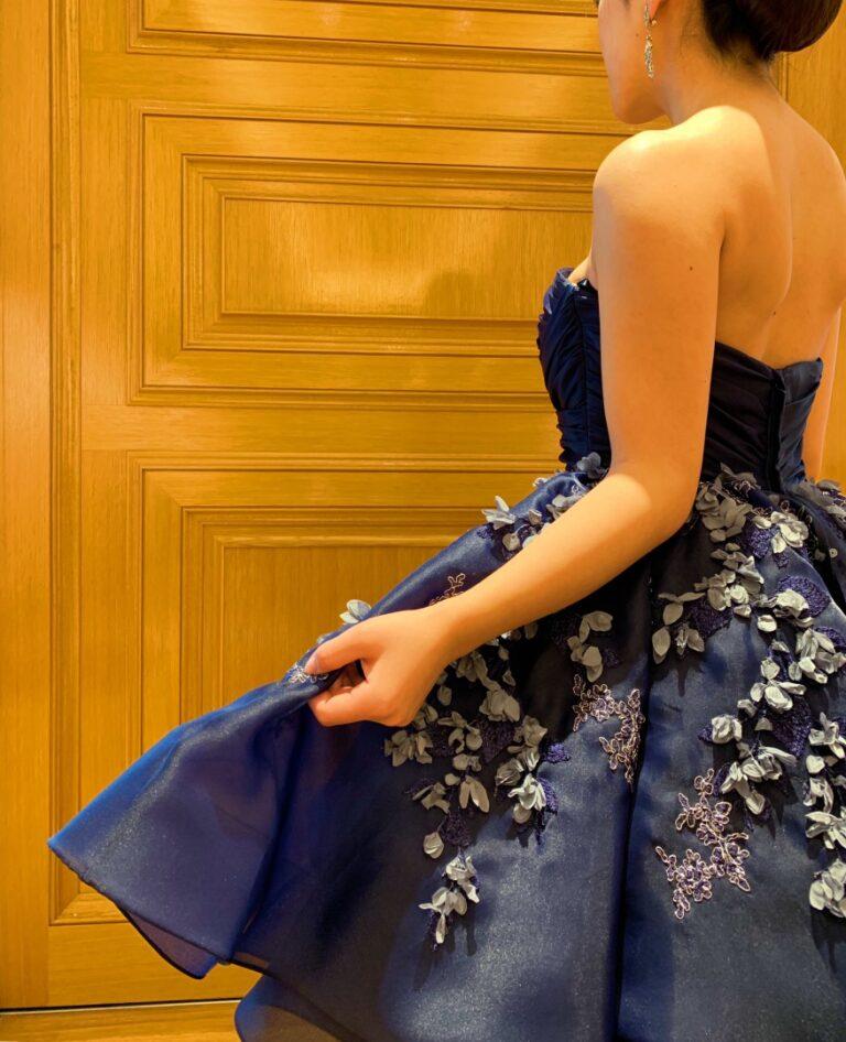 【新作】Leaf for Brides (リーフ・フォー・ブライズ)/カラードレス