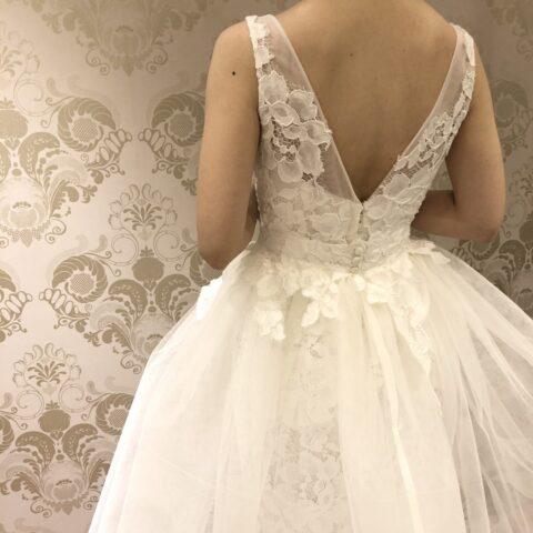 AntonioRiva春ウェディングドレス