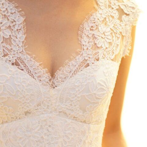 モニーク・ルイリエのマーメイドドレス