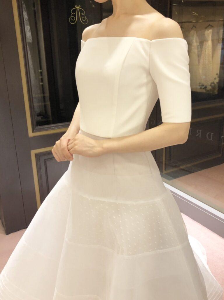 新作ドレスのご紹介~TREAT ORIGINAL WEDDING DRESS~