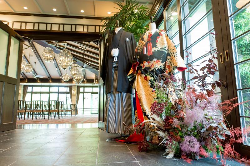 京都東山にあるSODOHで着る和装人前式におすすめのコーディネート