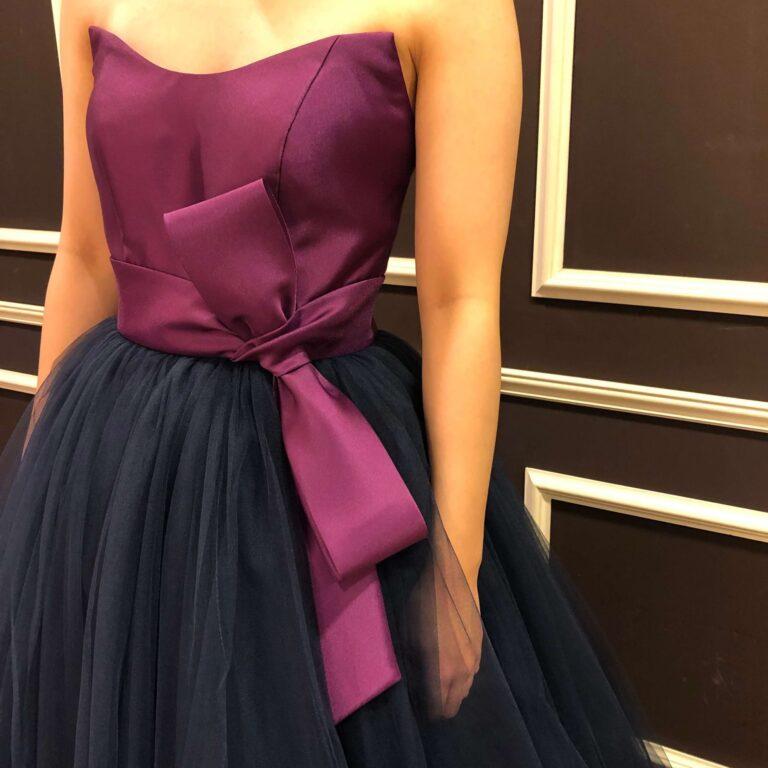 新作ドレスのご紹介~カラードレス~