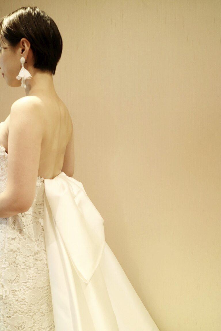 Recommended dress ~Lela Rose(レラ・ローズ)~