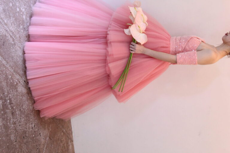 カラードレスのご紹介~PINK~at THE NANZAN HOUSE(ザ  ナンザン  ハウス)