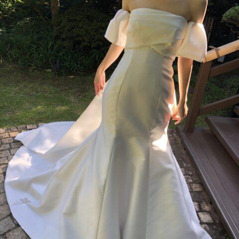 ウェディングドレス|マーメイド