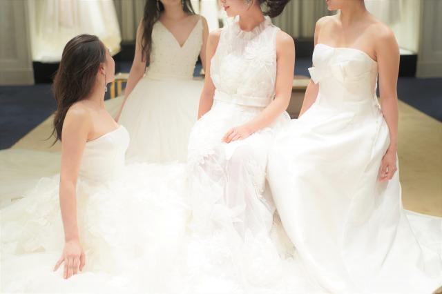 THE TREAT DRESSING モードなウエディングドレス VIKTOR&ROLF MARIGE
