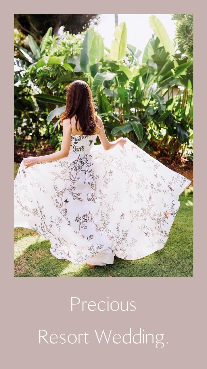 リゾートウェディングレポート Party report at Hawaii Four Seasons Resort Hualalai. ~Precious resort wedding~MAR.2019