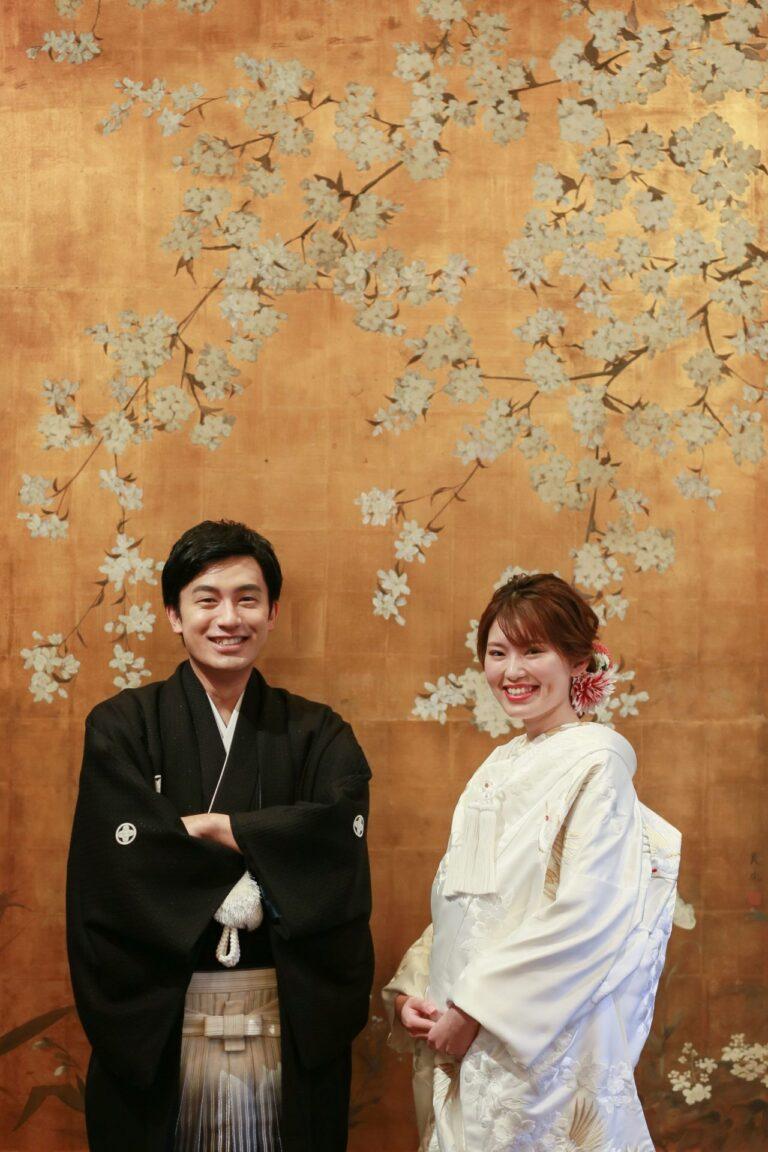 Photo Shooting Report at オリエンタルホテル神戸~ 白無垢~Oct.2019