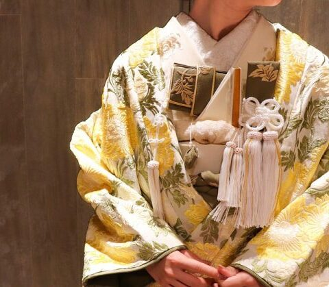 THE GARDEN ORIENTAL OSAKAに合うオシャレで華やかな和装