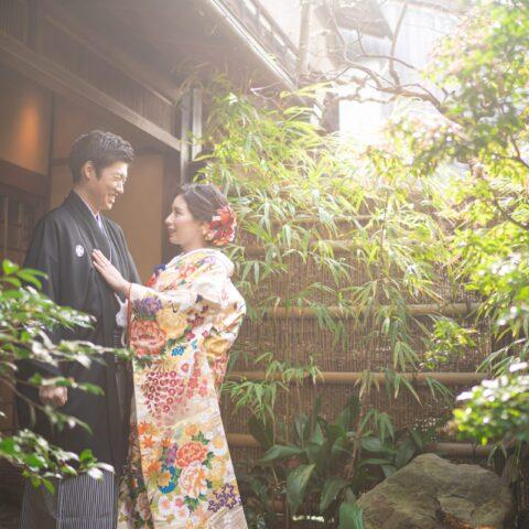 THE SODOH HIGASHIYAMA KYOTOで春の訪れを感じる和装前撮り