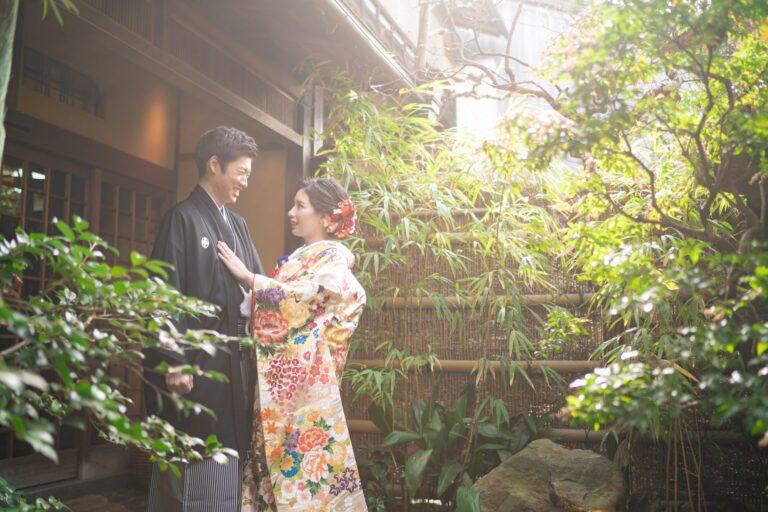 Photo Shooting Report at THE SODOH HIGASHIYAMA KYOTO(ザ ソウドウ ヒガシヤマ キョウト)~色打掛~FEB.2020