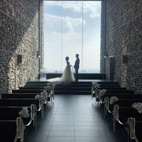 天空のチャペルがある神戸で人気の結婚式場の北野クラブソラ