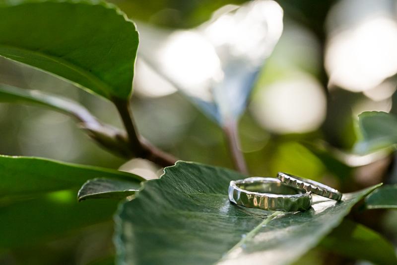 名古屋の結婚式場ザナンザンハウスでの秋のお式