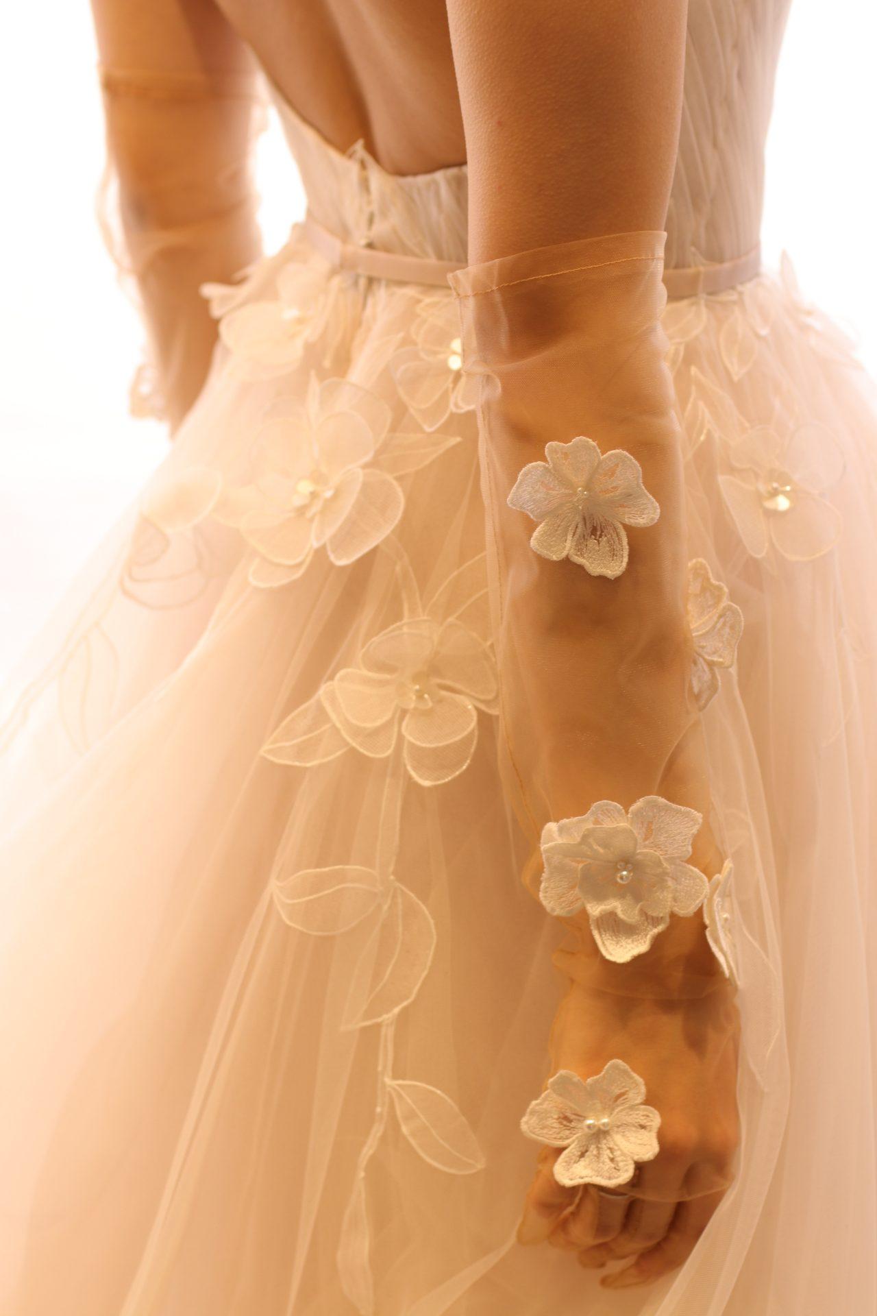 ザ・トリート・ドレッシングがNYよりセレクトした最旬のドレスブランド ミラ・ズウィリンガーのドレスは、立体的なお花のモチーフが目を惹くフェミニンでファッショナブルな1着です