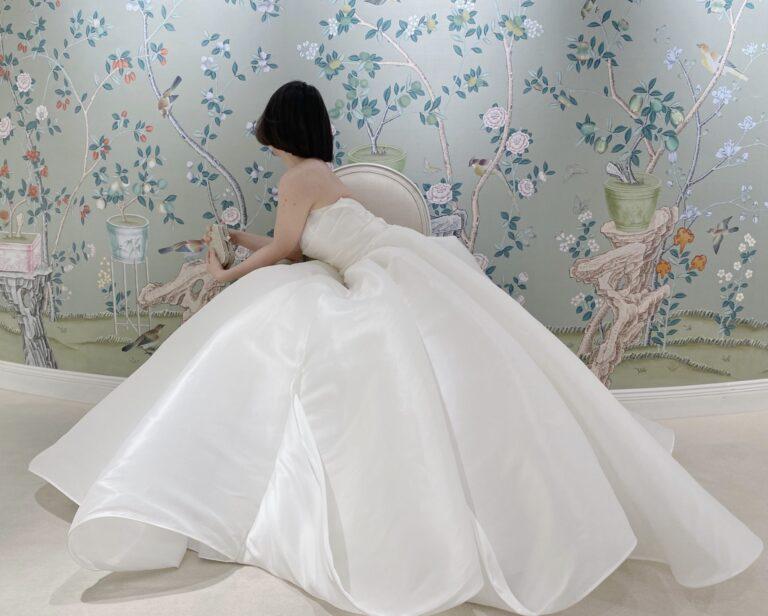 新作ウェディングドレスのご紹介 ~ANTONIO RIVA(アントニオ・リーヴァ)Gloria~