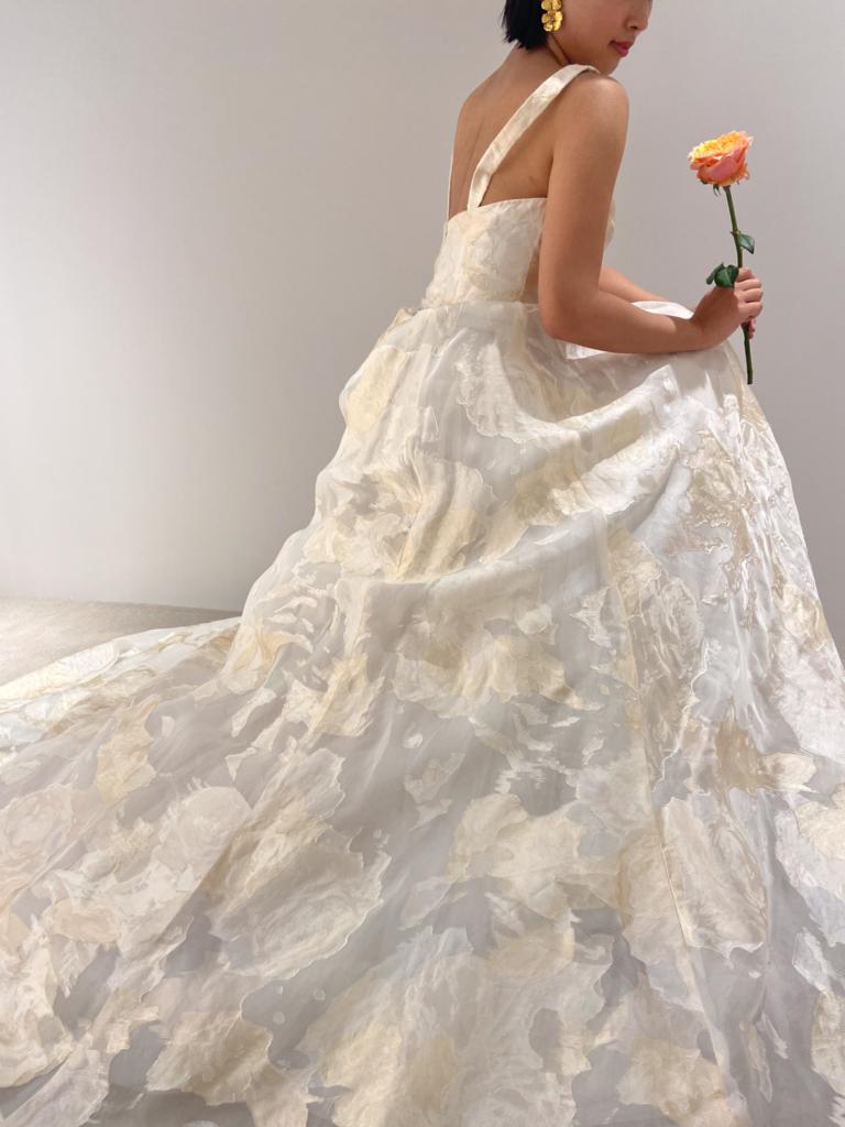 カラードレスのご紹介~AMSALE(アムサーラ)Zadie~