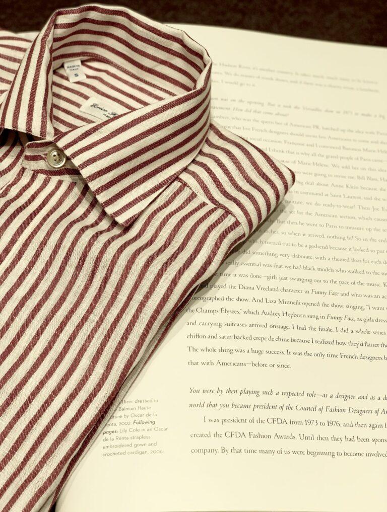 タキシード小物のご紹介 イタリアブランド ERRICO FORMICOLA(エリコ フォルミコラ)~ドレスシャツ~