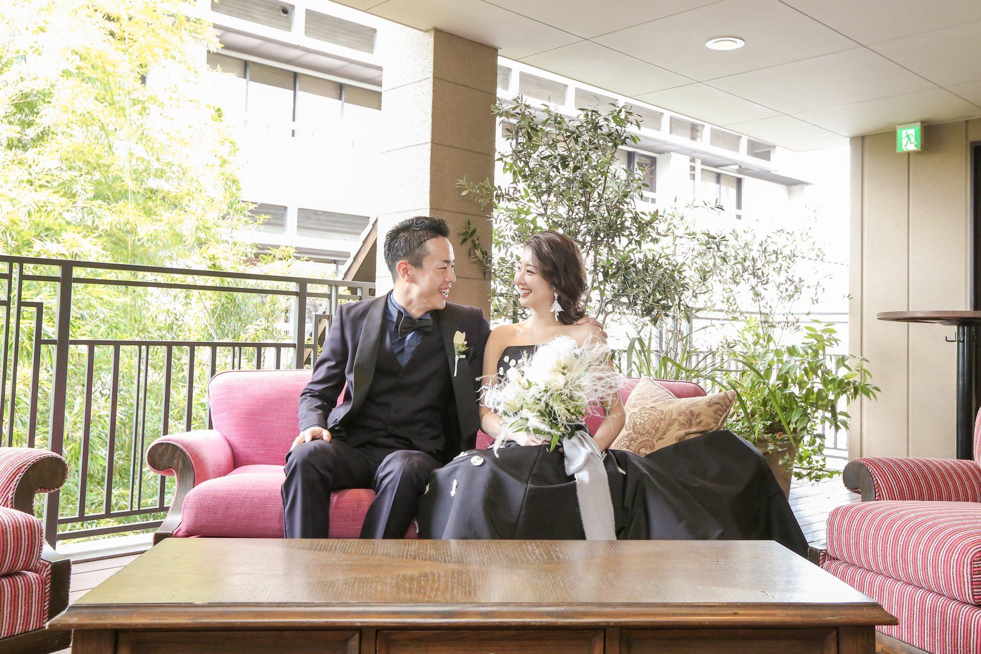 フォーチュンガーデン京都で結婚式を挙げられるお二人にご紹介したい素敵なお色直しスタイル