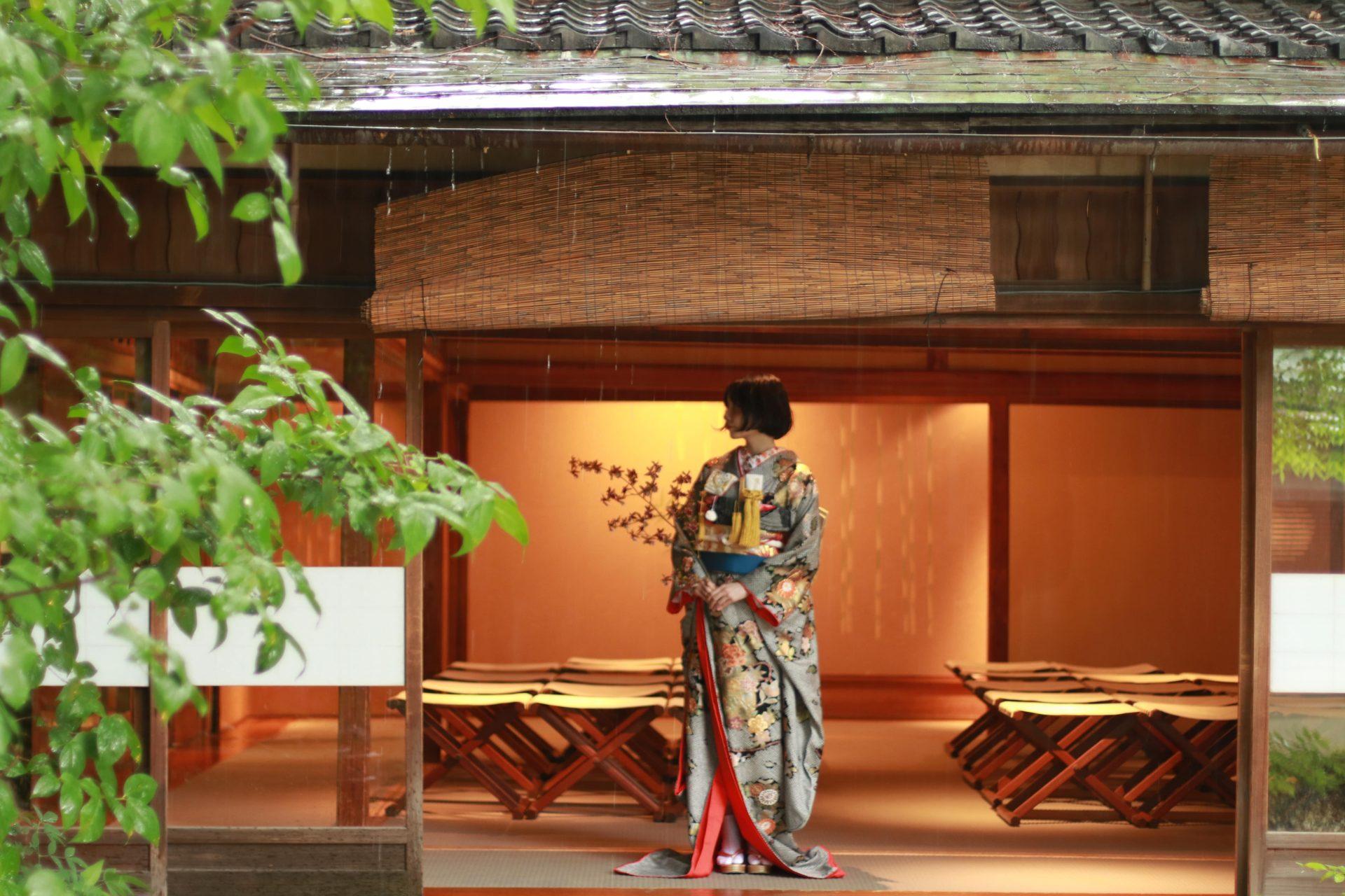トリート名古屋店提携の結婚式場河文にて前撮りを予定されている花嫁様へおすすめの和装コーディネート