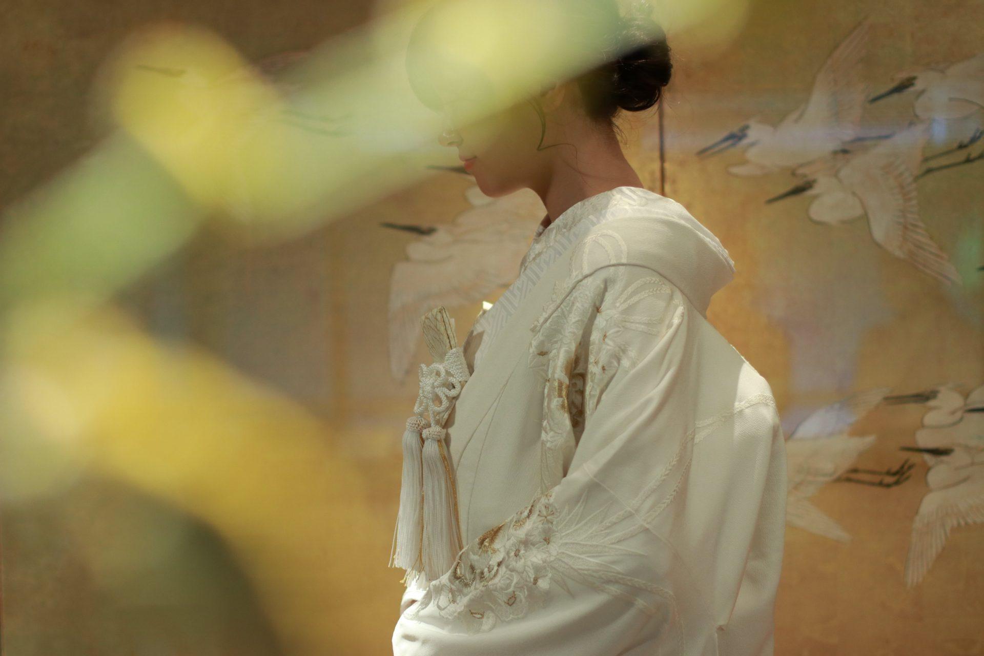 和装前撮りをお考えの河文の花嫁様におすすめしたい和装コーディネート