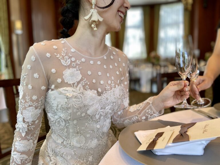 THE GARDEN ORIENTAL OSAKA(ザ・ガーデン・オリエンタル・オオサカ)におすすめのコーディネートのご紹介~白無垢・ウェディングドレス~