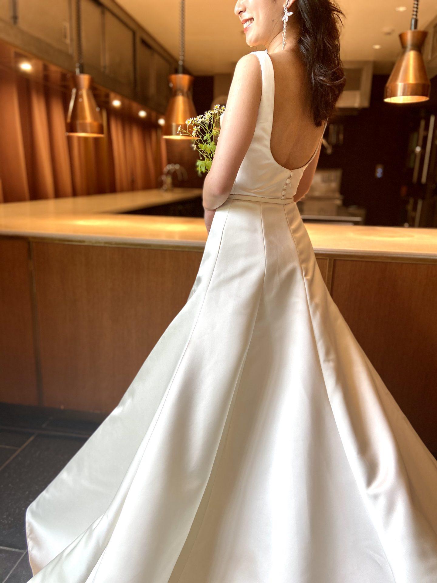 ザ・ガーデン・オリエンタル・オオサカのオリエンタルルームにおすすめのザ・トリートドレッシング大阪店のウェディングドレス