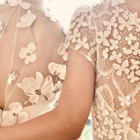 ザトリートドレッシング横浜店で人気のエリザベスフィルモアのレンタルウェディングドレスをご紹介