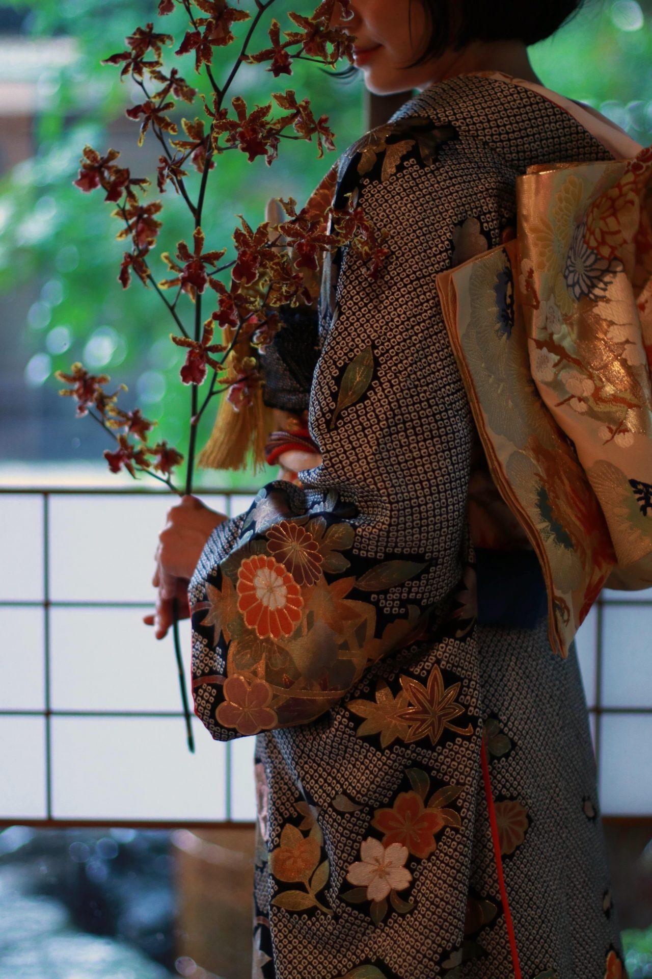 トリートドレッシング名古屋店提携の結婚式場河文にて前撮りを予定されている花嫁様へおすすめの和装コーディネート