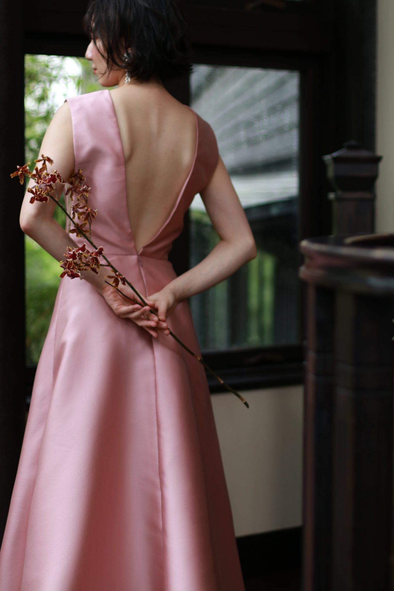 ザ・トリートドレッシング名古屋店提携の結婚式場THE KAWABUN NAGOYAにて前撮りを予定されている花嫁様へおすすめのカラードレス
