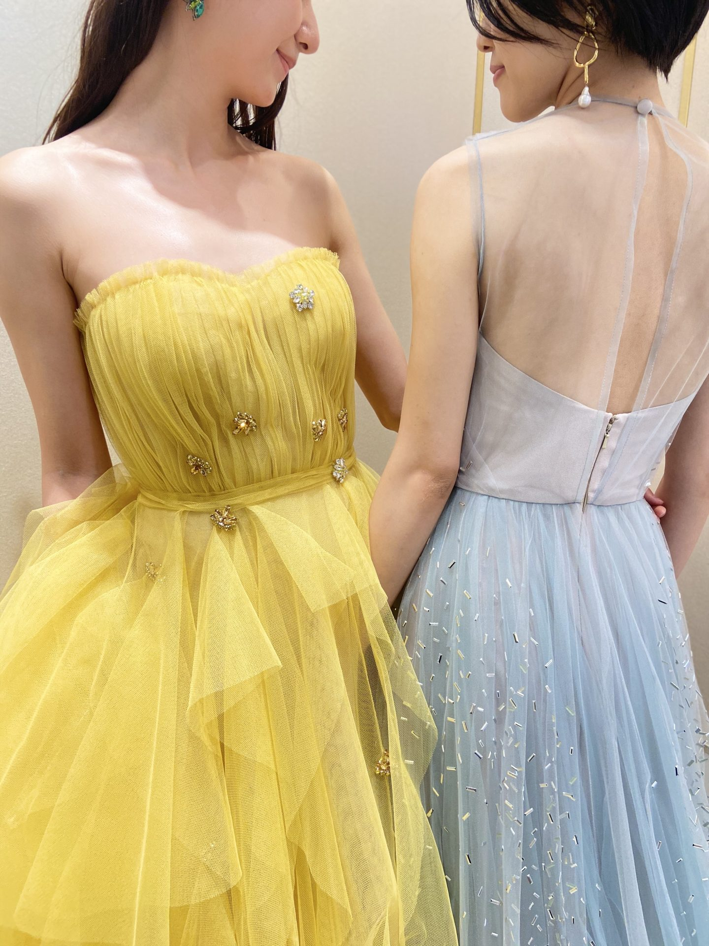 ザ・トリート・ドレッシングがセレクトしたインポートの色鮮やかな人気のカラードレス