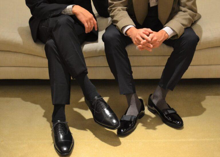 タキシード小物のご紹介 イギリスブランド Crockett & Jones(クロケット&ジョーンズ)~ドレスシューズ~