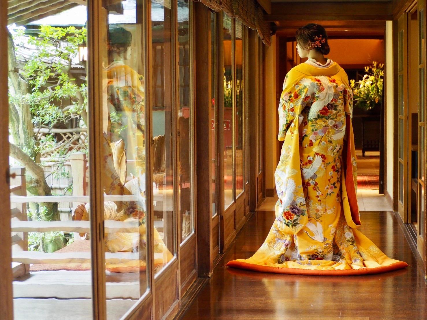 ザ・トリートドレッシング神戸店が提携している蘇州園にあうコーディネートのご紹介