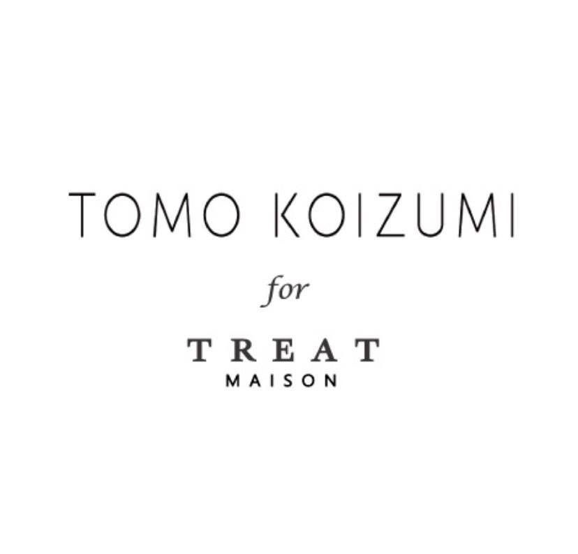 デザイナーTOMO KOIZUMIと 私たち、ウェディングドレスのセレクトショップ THE TREAT DRESSINGの アトリエから誕生したブランドTREAT MAISON(トリート・メゾン)が コラボレーションをしてウェディングコレクション発表いたしました。