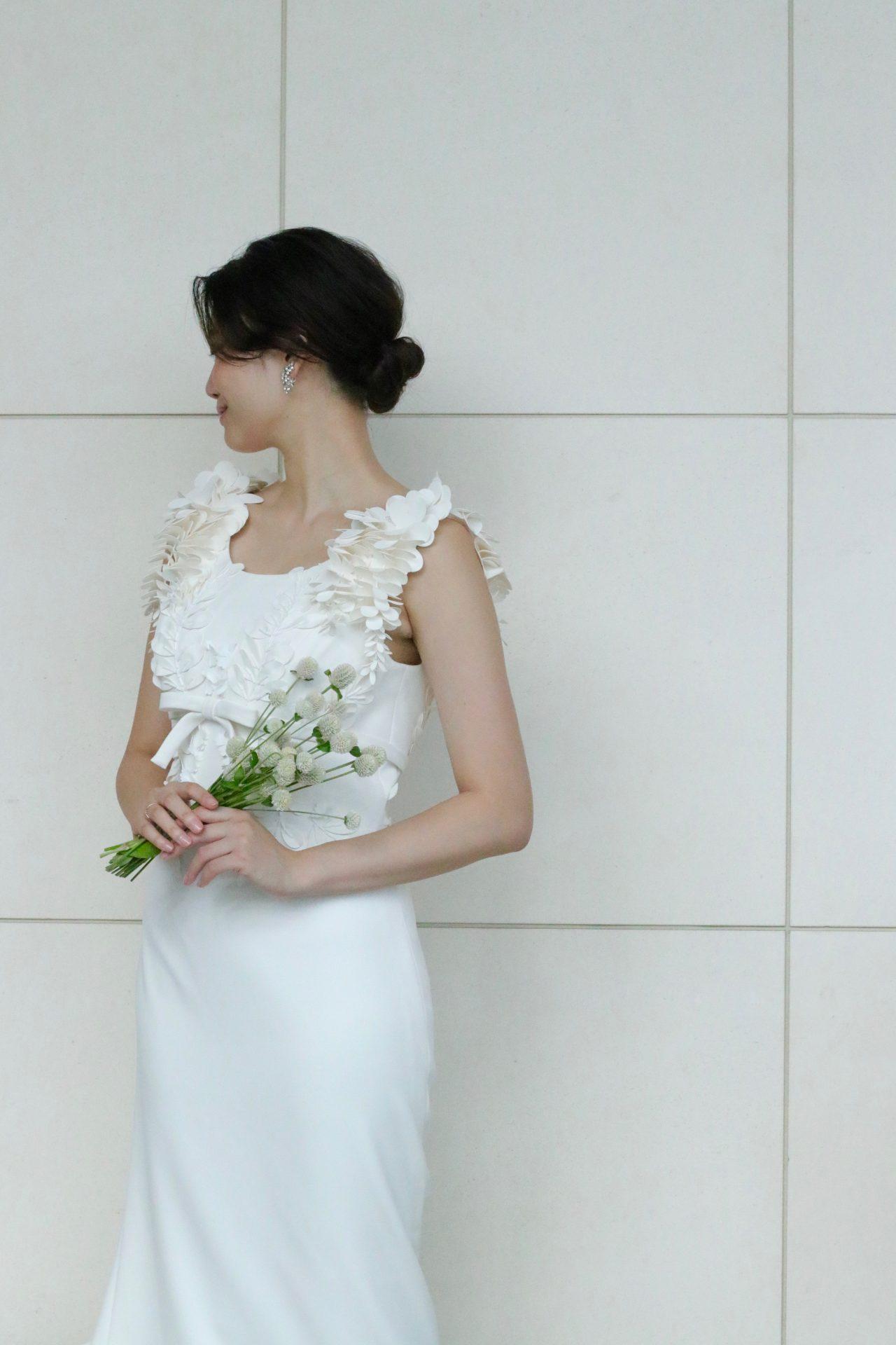 アンダーズ東京の提携するおしゃれなドレスショップ、ザ・トリート・ドレッシングが取り扱う、ヴィクターアンドロルフマリアージュらしいフェッショナブルな新作ウエディングドレスは、個性を大切にする花嫁にオススメです