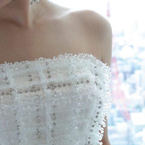 elle international bridal awards 2020にて受賞したTHETREATDRESSINGではVIKTOR&ROLF MARIAGEやMARIA ELENAなどの人気ブランドを数多く取り扱いしており、ドレスだけではなくアクセサリーやシューズ、ブーケまでトータルコーディネートをご提案しております
