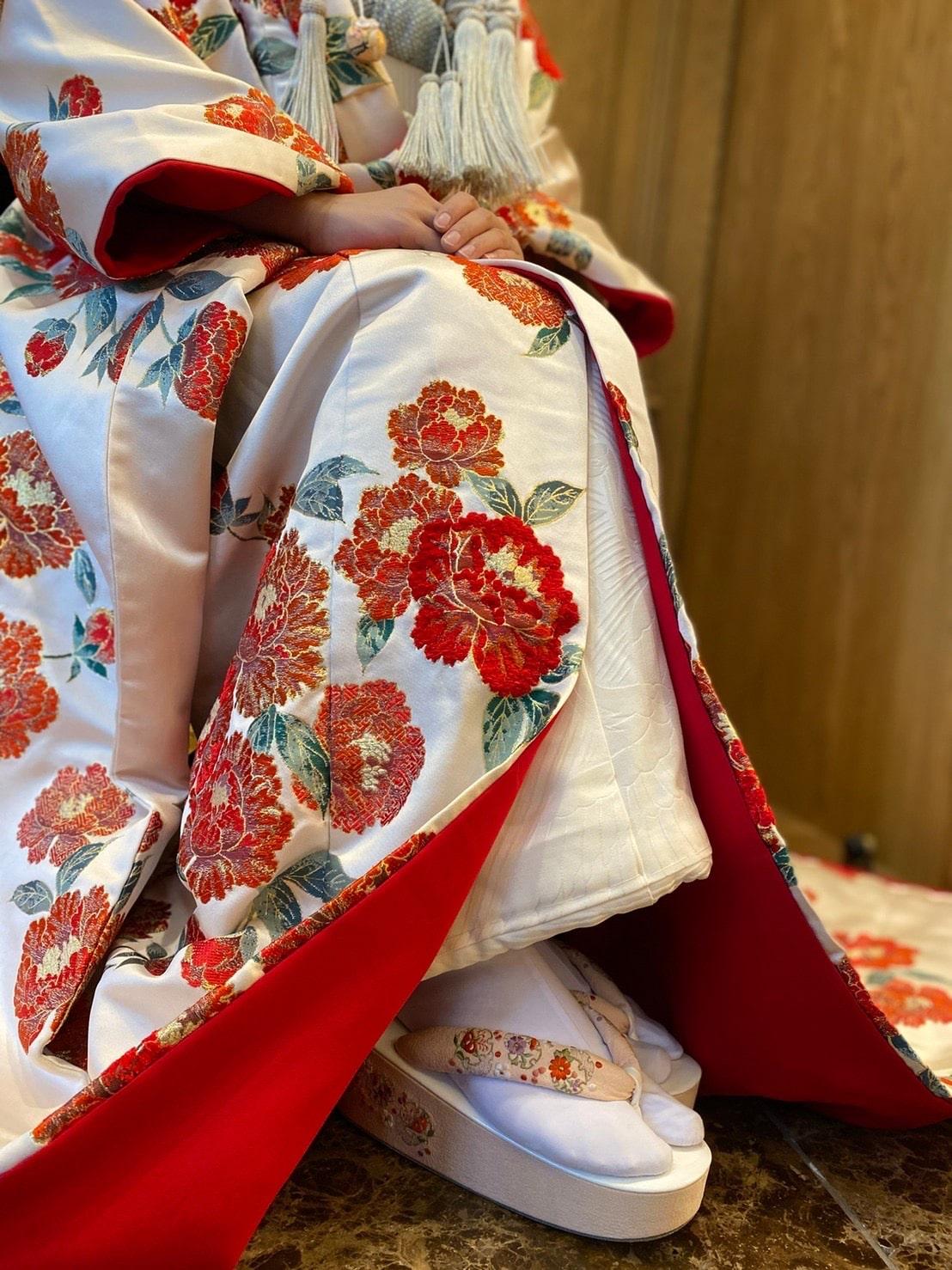 ザ・トリートドレッシング名古屋店がおすすめするモダンな和装のコーディネート