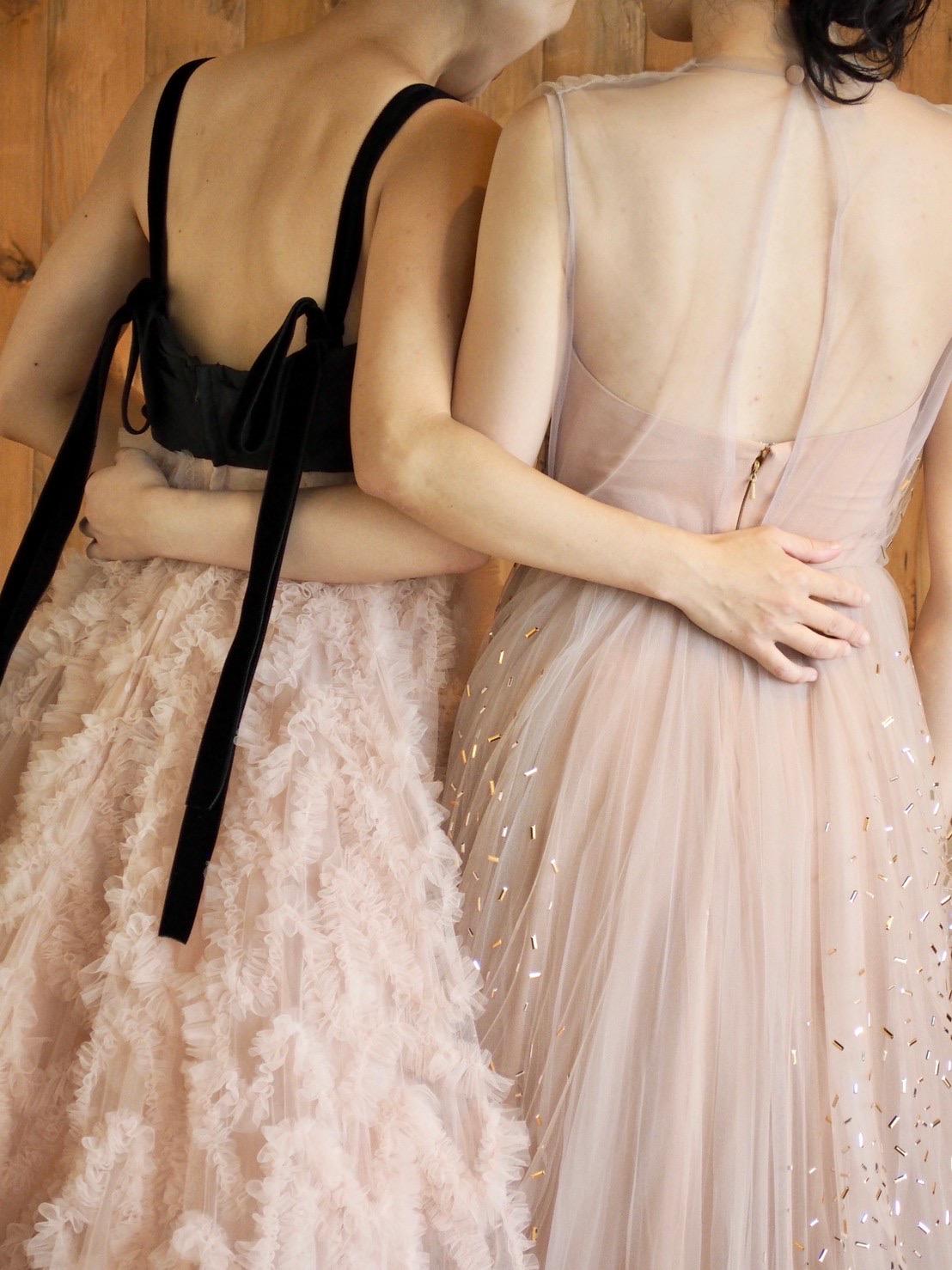 ザ・トリート・ドレッシング神戸店にお取り扱いのあるトリートメゾンとマルコ&マリアの新作カラードレスのご紹介