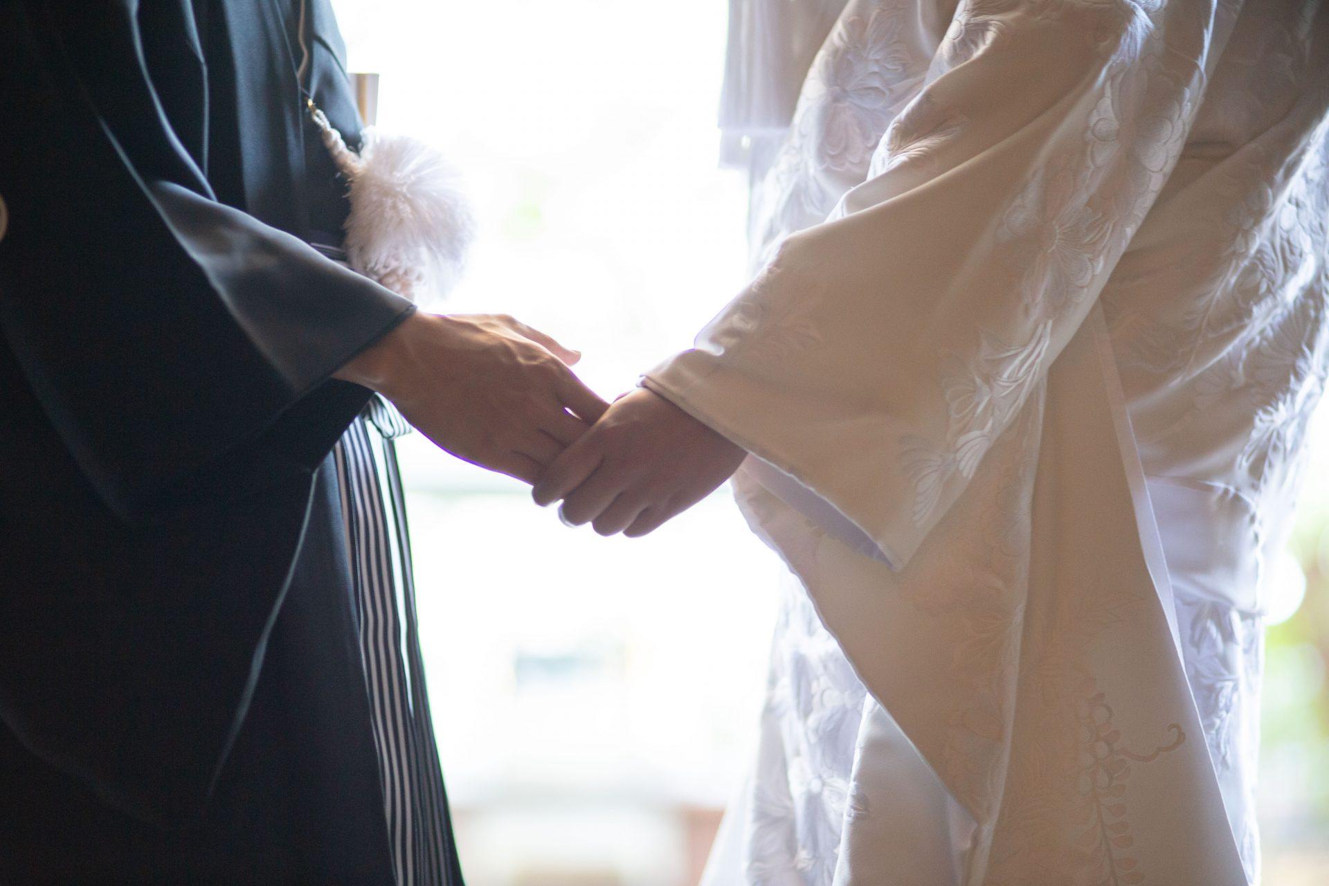 フォーチュンガーデン京都でお式を挙げられる花嫁におすすめの刺繍が華やかな白無垢