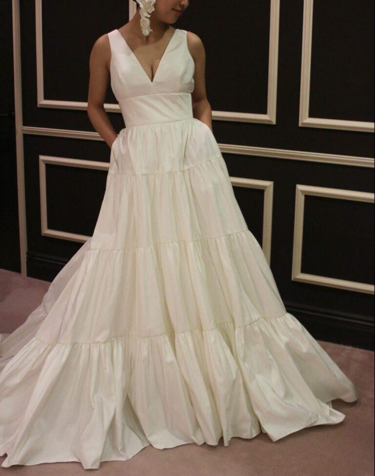 ~AMSALE(アムサーラ)~新作ウェディングドレスのご紹介