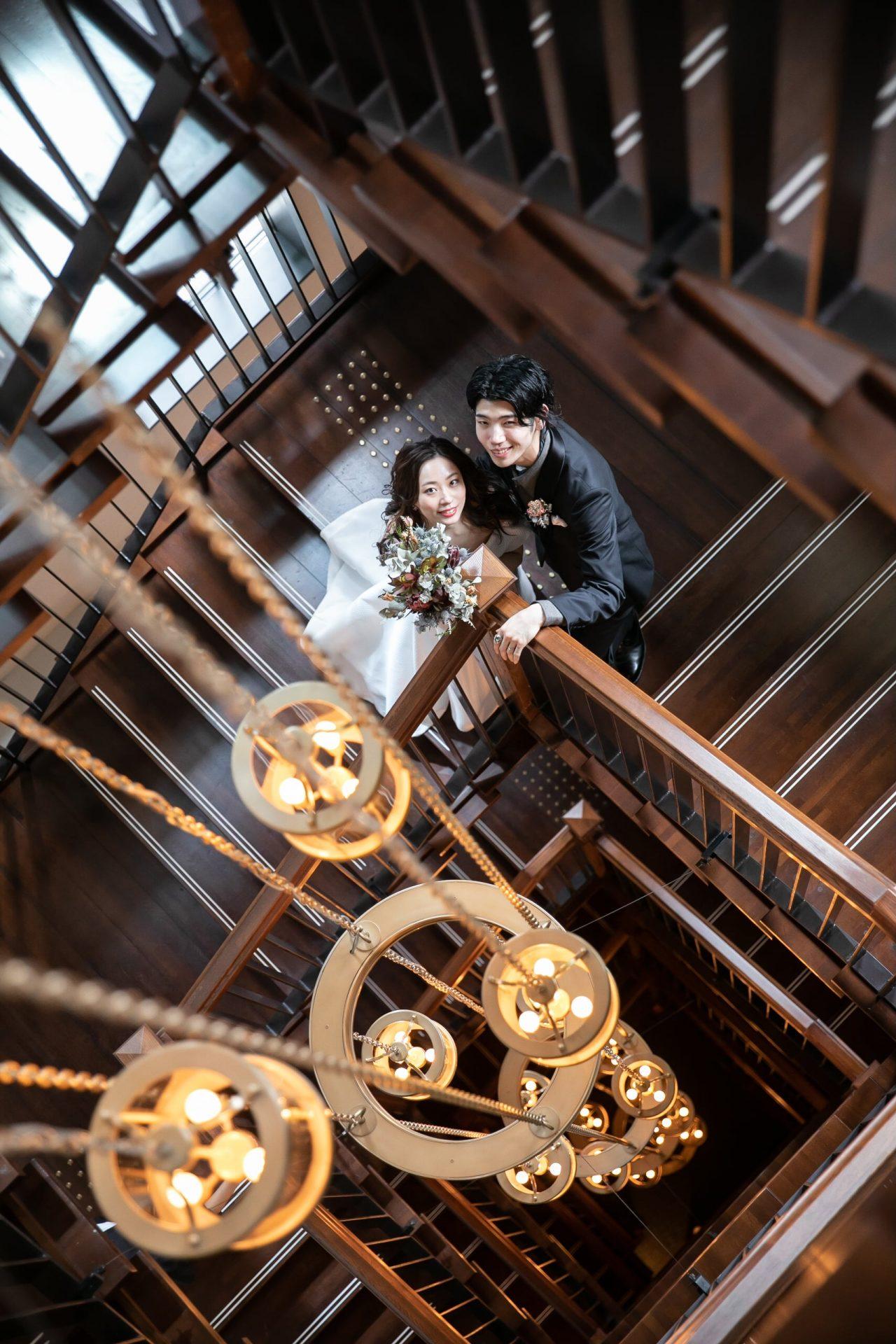 ザ・コンダーハウスでの前撮りやお式をされる新郎新婦様にTHE TREAT DRESSINGがおすすめするウェディングスタイル