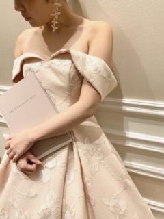 Leaf for brides(リーフ フォー ブライズ) 新作カラードレスのご紹介