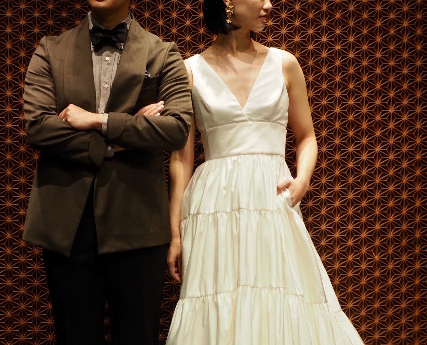 トリートドレッシング神戸店にてお取り扱いのあるアムサーラのドレスのご紹介