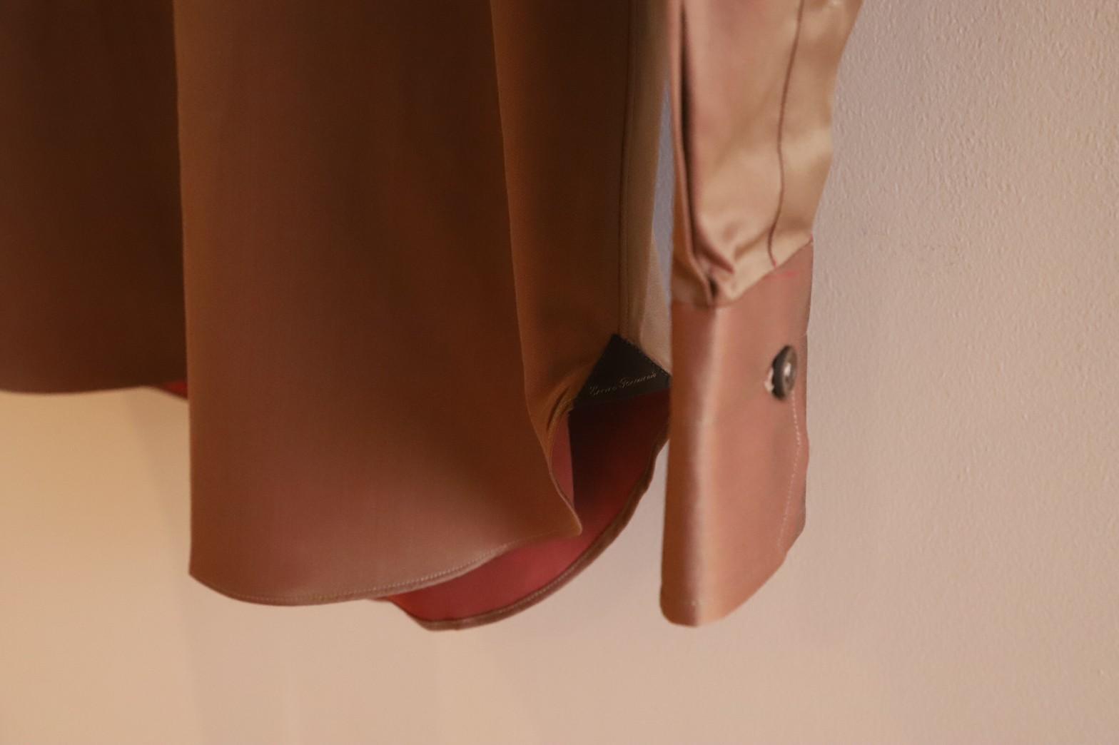 京都・御幸町にあるザ・トリート・ドレッシング・キョウト店でお取り扱いするイタリアブランド、エリコ フォルミコラ(ERRICO FORMICOLA)は正当なフォーマルスタイルに相応しいドレスシャツです。